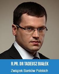 r.pr. dr Tadeusz Białek