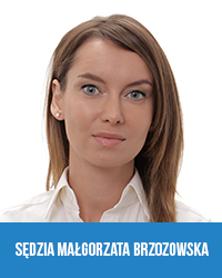 sędzia Malgorzata Brzozowska