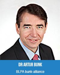 dr Artur Bunk