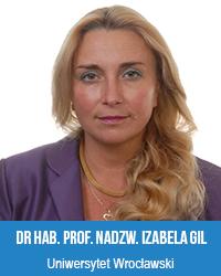 dr hab. Izabela Gil