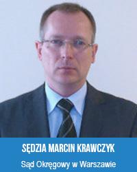 sędzia Marcin Krawczyk