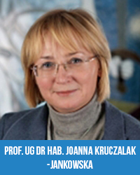 prof. UG dr hab. Joanna Kruczalak-Jankowska