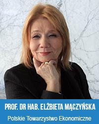 prof. dr hab. Elżbieta Mączyńska