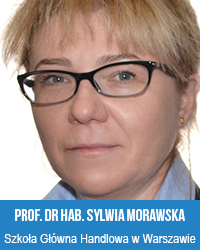 prof. dr hab. Sylwia Morawska