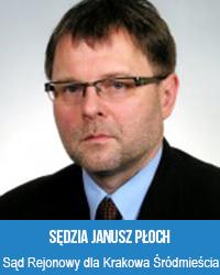 sędzia Janusz Płoch