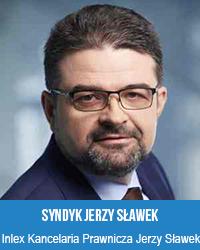 syndyk Jerzy Sławek
