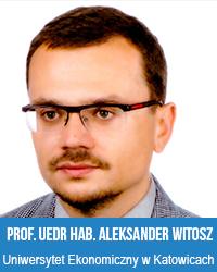 prof. UE dr hab. Aleksander Witosz