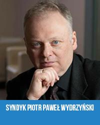 syndyk Piotr Paweł Wydrzyński