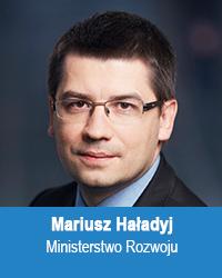 Min. Mariusz Haładyj
