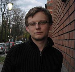 dr Mikołaj Iwański